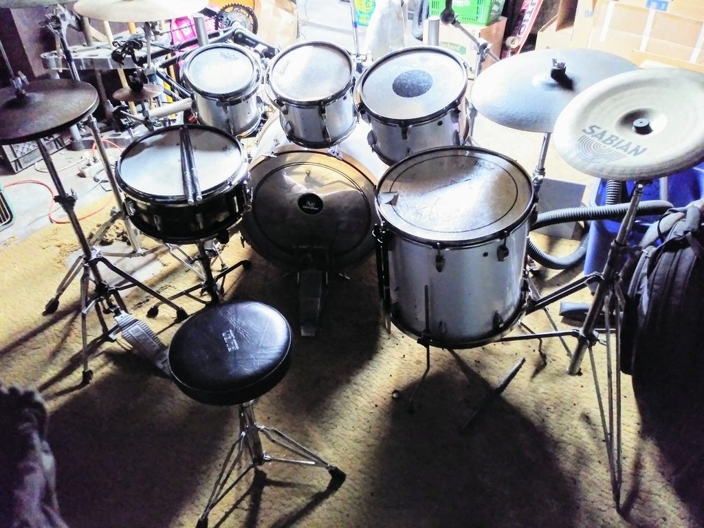 Guitars and Amps-drums.jpg