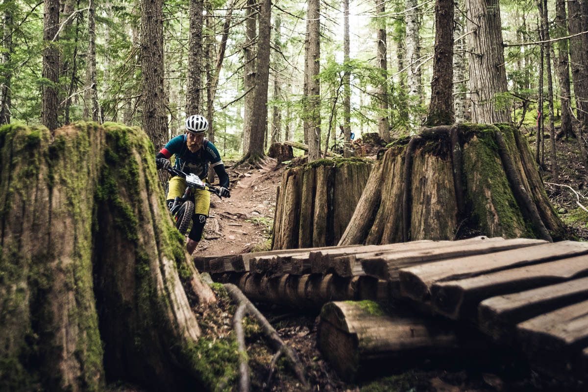 The place is know for its famous bike park, but the XC riding is world class, too.