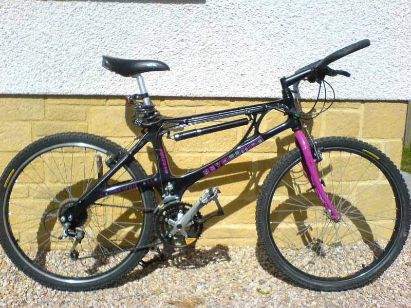 Kirk Magnesium Bicycles- Mtbr.com