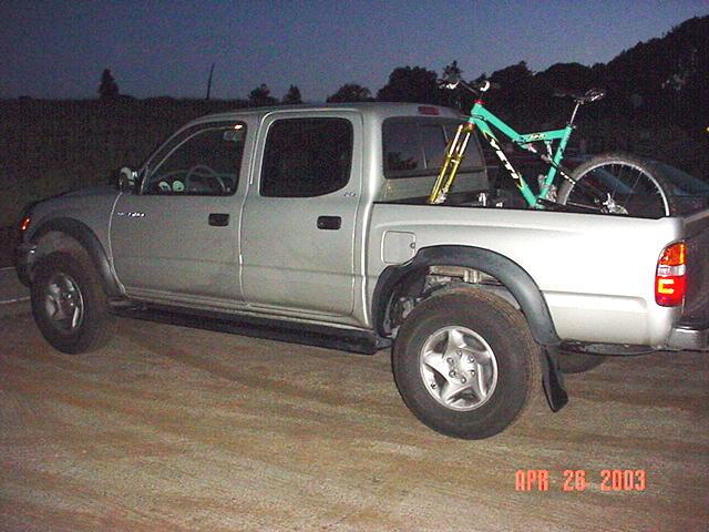 ot: toyota tacoma with trd or jeep wrangler tj?????- mtbr