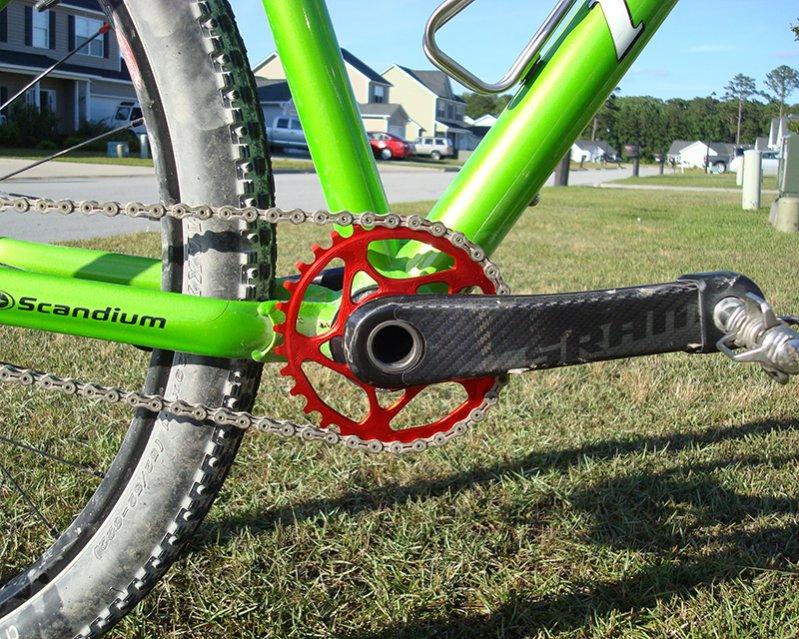 Absolute Black Spiderless Chainring Installed!!-dsc01300.jpg