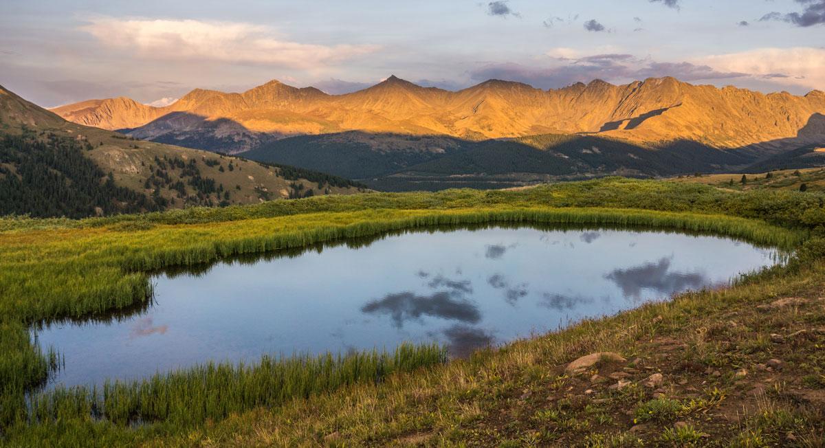 Crossing Colorado on a Mountain Bike