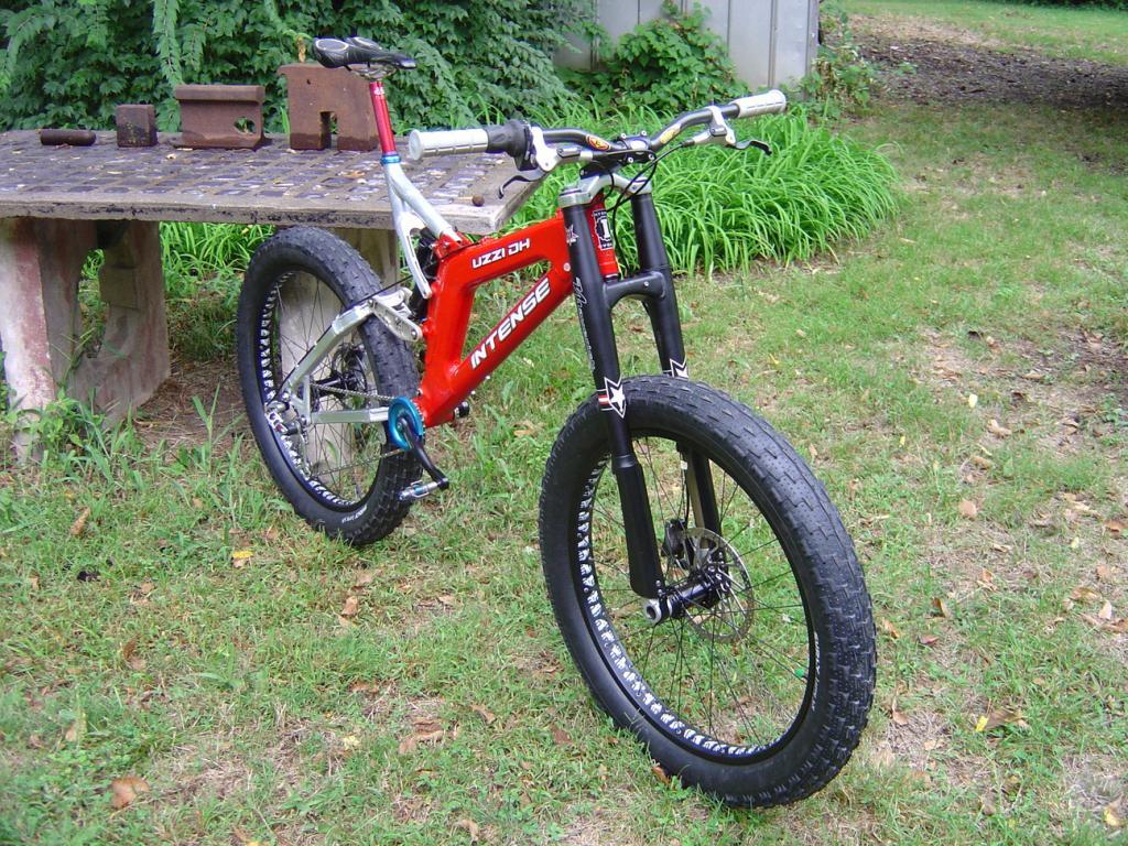 Fat Tire 29er Sort Of Mtbr Com