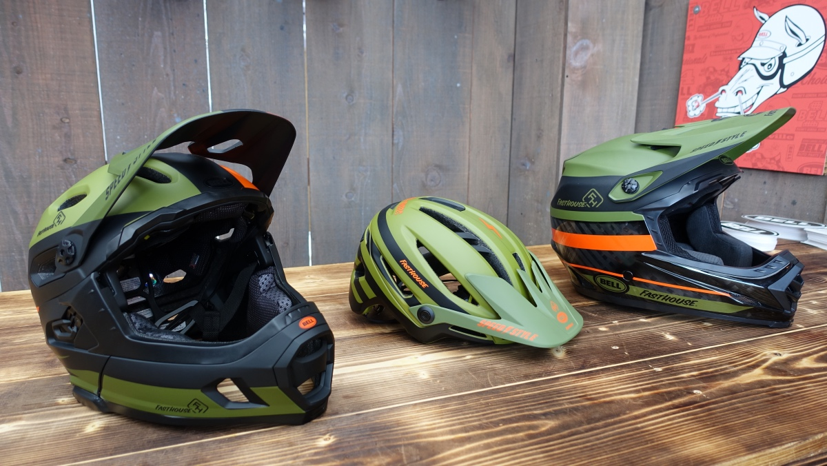 Bell Fasthouse Helmets