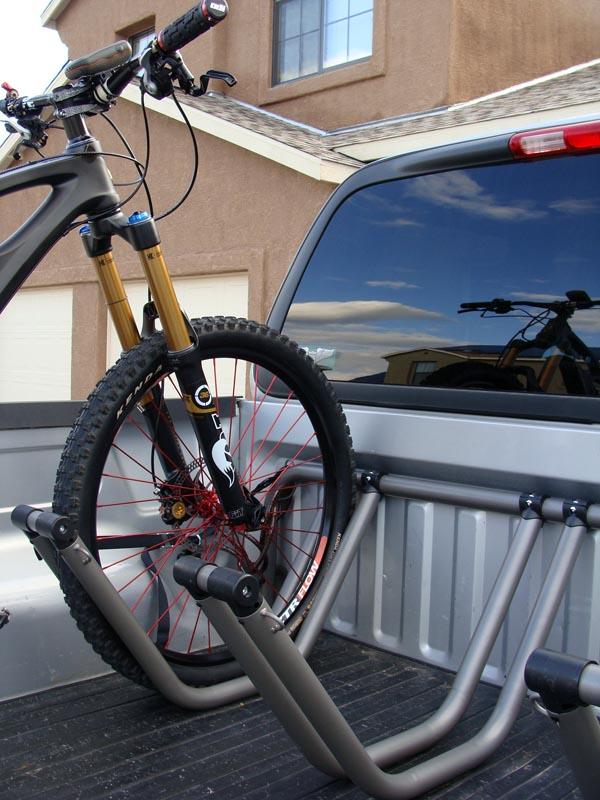 Hauling Mountain Bike In Truck Bed Mtbr Com