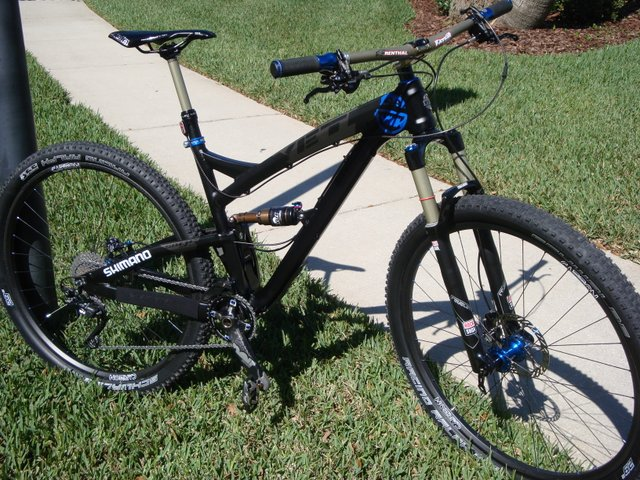 FINALLY.....Yeti SB95 at 28 pounds WITH KS adjustable 125mm Post...-dsc09425.jpg