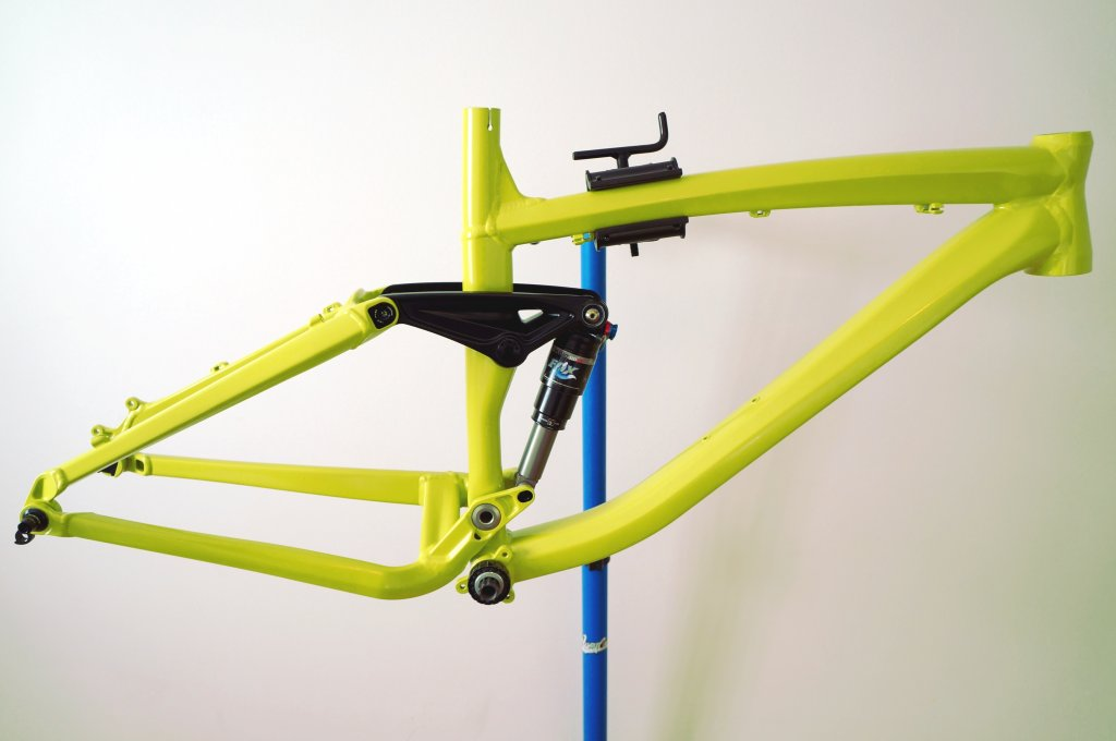 How to find type of frame I have- Mtbr com