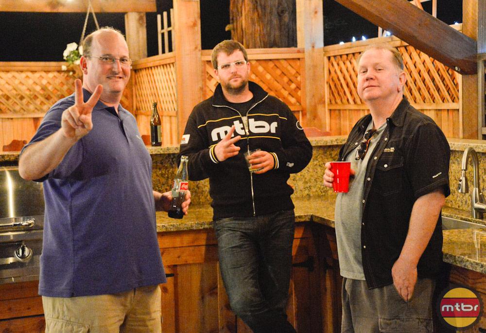 Ira, Adam & Jim