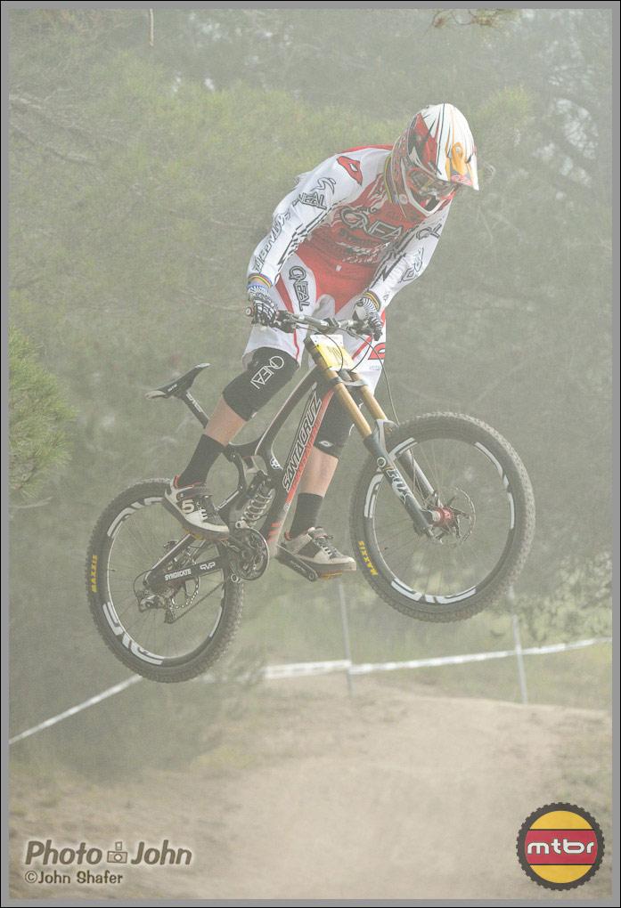 Greg Minnaar - DH Practice Whip