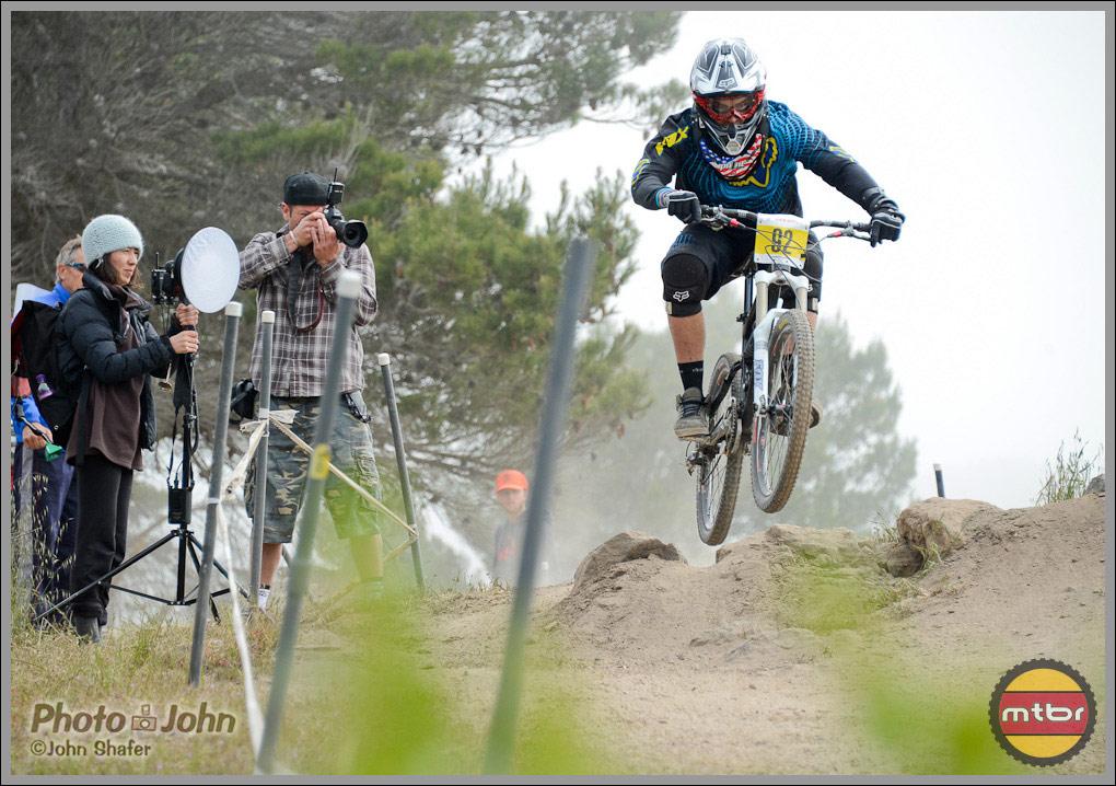 Allen Stoddard - Pro Men's Downhill