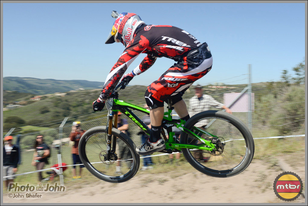 Aaron Gwin - 3rd Place Men's Pro DH