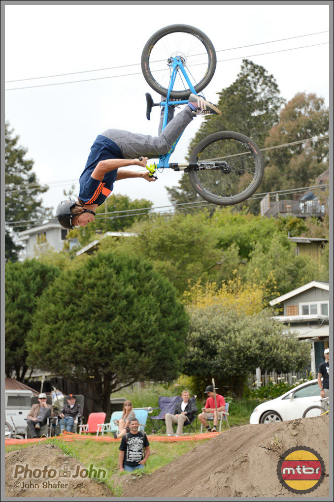 Andrew Taylor - 2012 Post Office Jump Jam