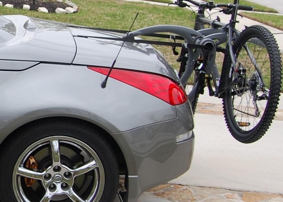Need Bike Rack For A Nissan 350z Mtbr Com