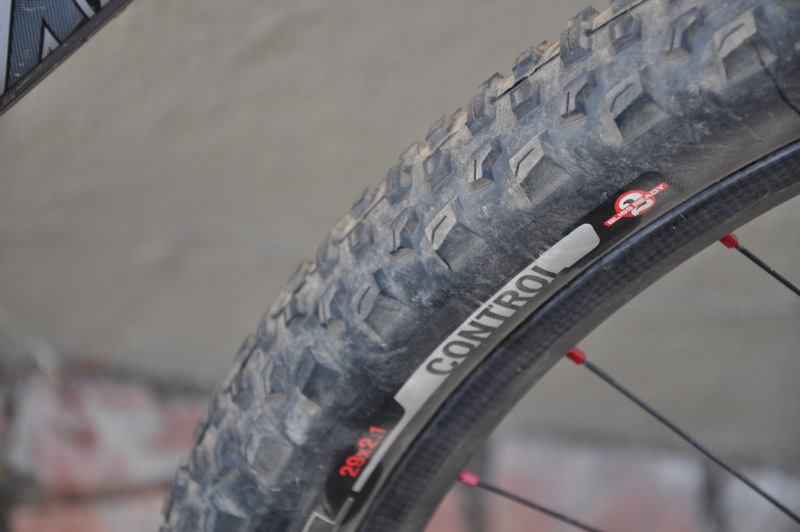 The awesome Ground Control tire by Specialized