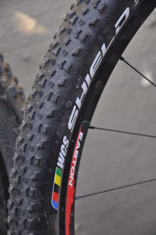 The Ritchey Shield racing tire