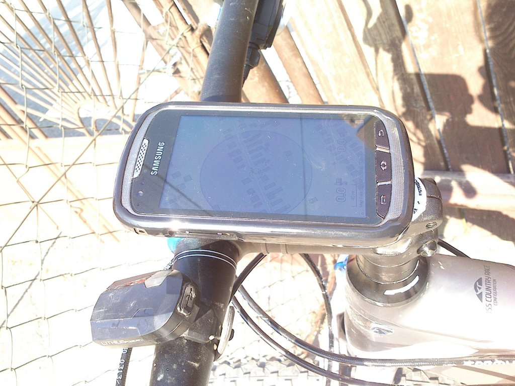 DIY Phone Holder (Mount)- Mtbr.com
