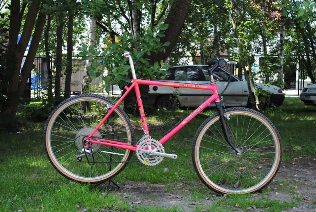 ca35f552549 1980's Colnago mtb!!- Mtbr.com