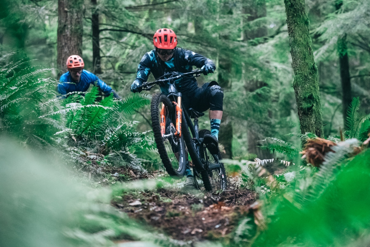 Marco Osborne signs with Transition Bikes