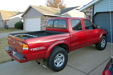 How Many Miles On Your Toyota Runner Tacoma Pickup Etc Mtbrcom - 4runner truck