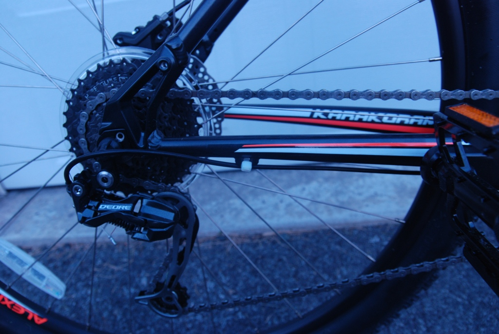 Just got my new 2013 GT Karakoram 29er, has the following issues out of the box.-dsc_0490.jpg