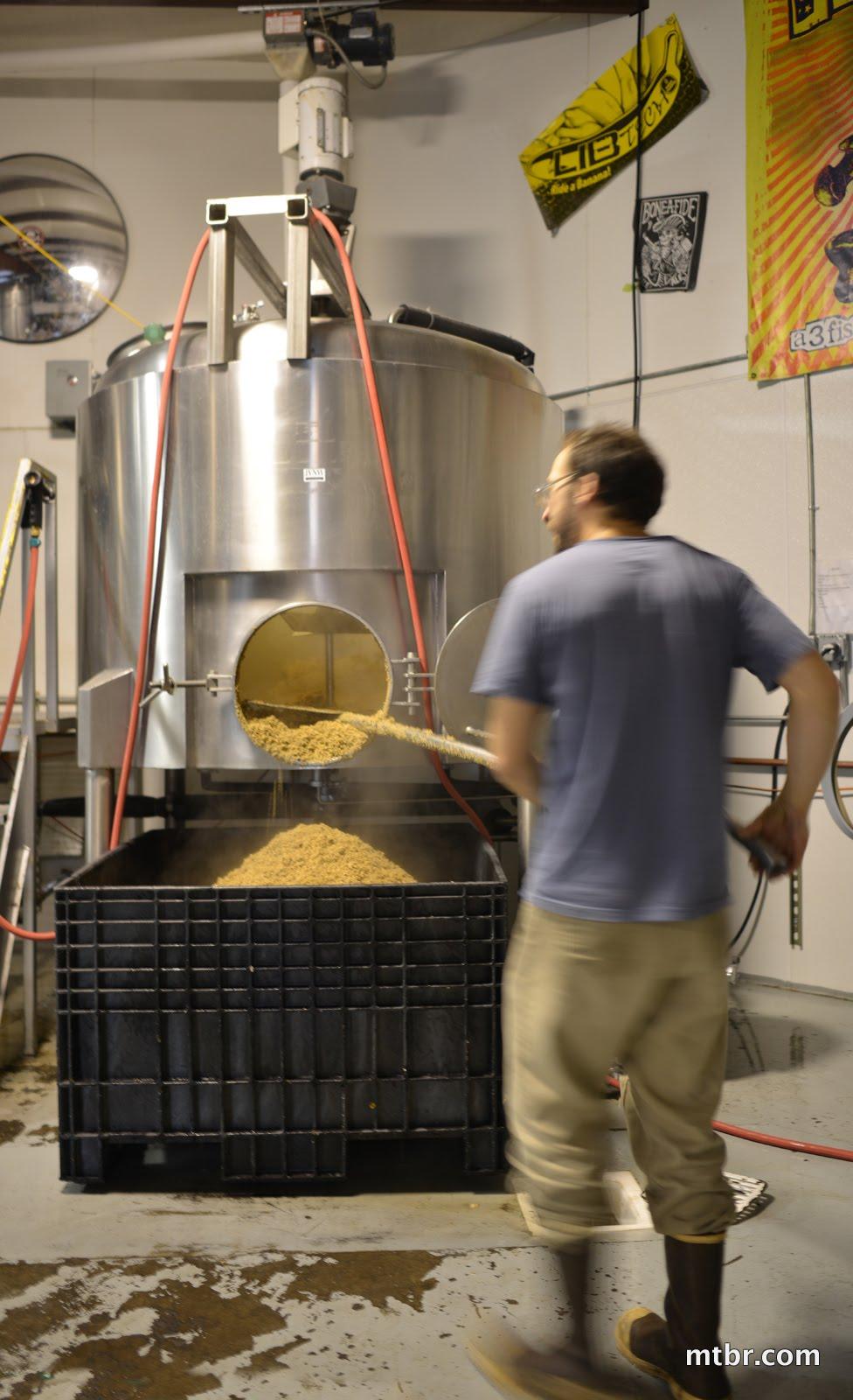 Boneyard Brewery Visit