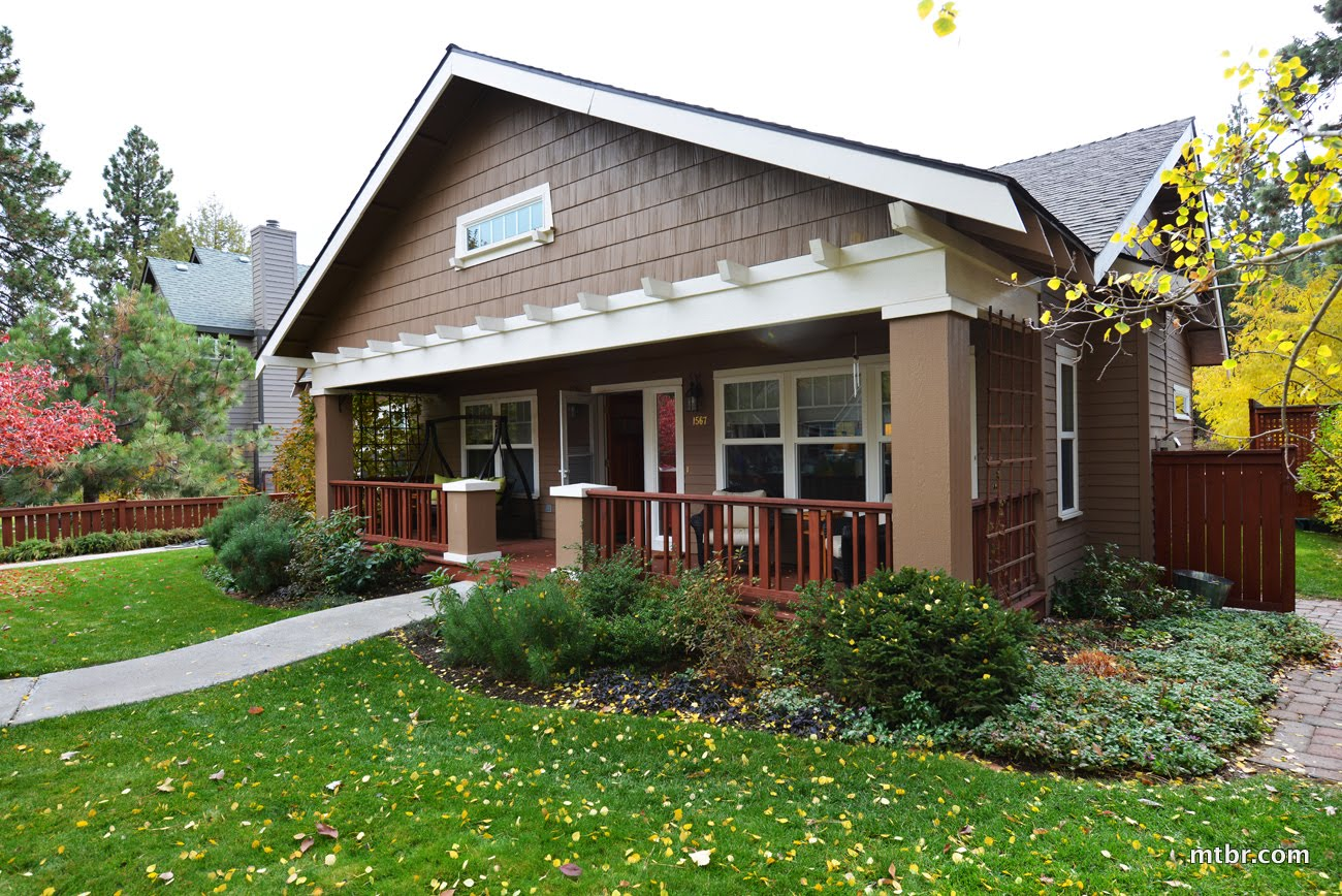 Bend Craftsman-Style Home