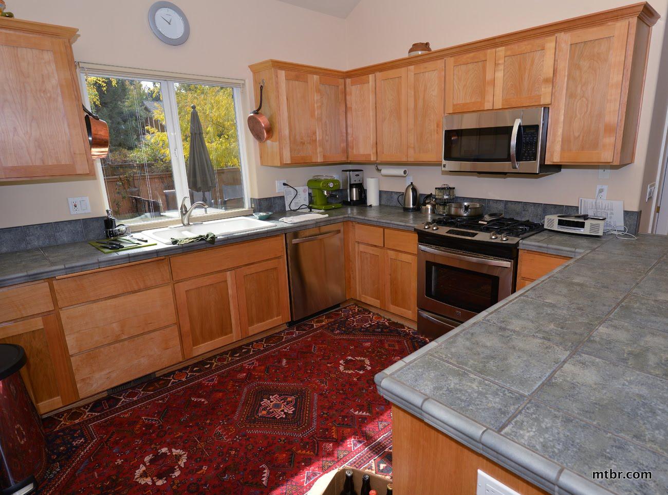 Bend Home Kitchen