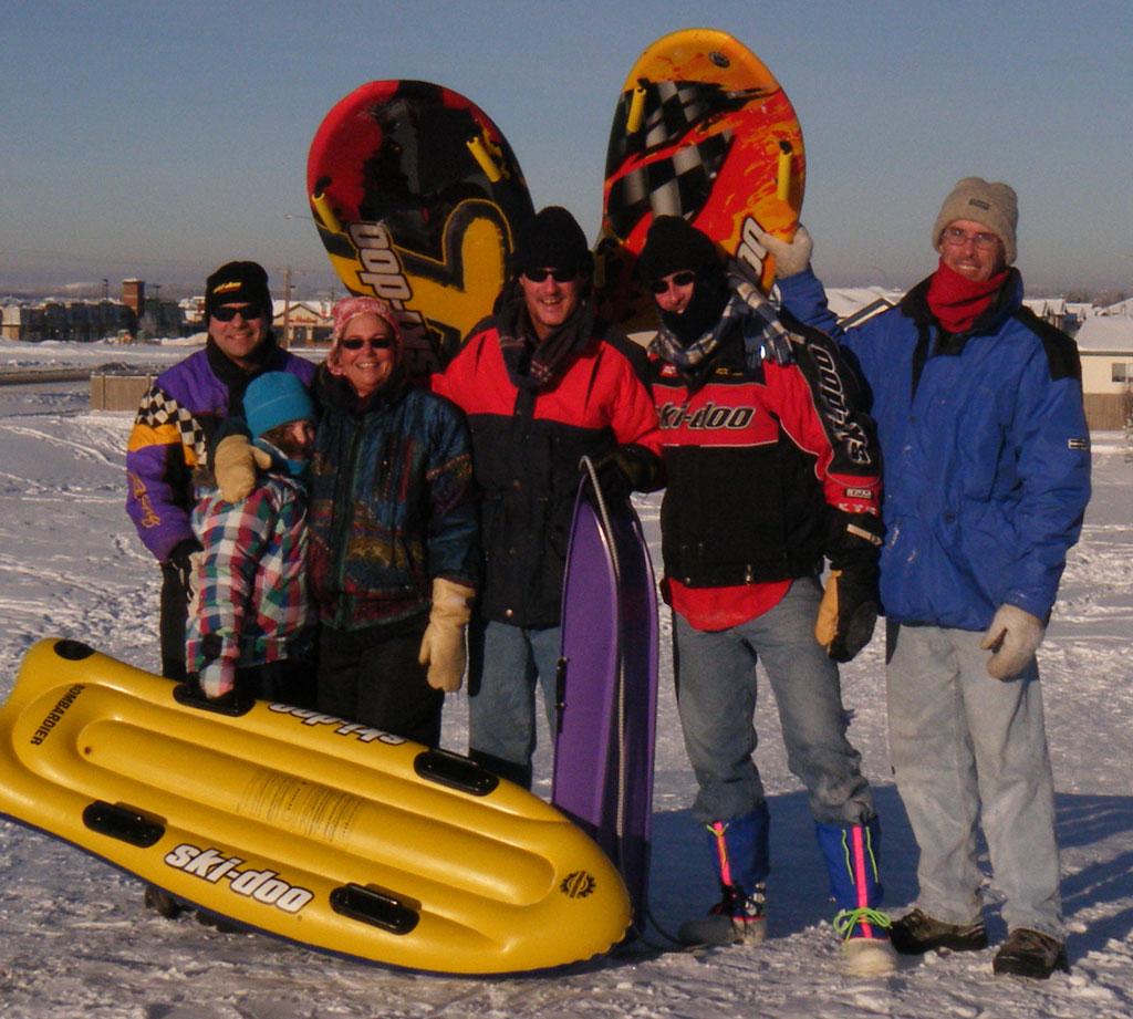 "Riding in Edmonton - the ""winter"" 2009 thread-dscf0135.jpg"