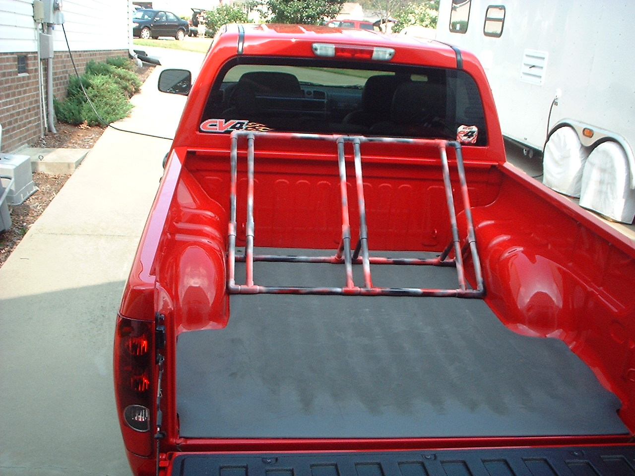 for photobucket t bike rack forums truck mount