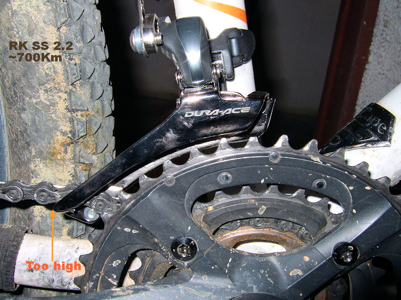 how to change derailleur cable