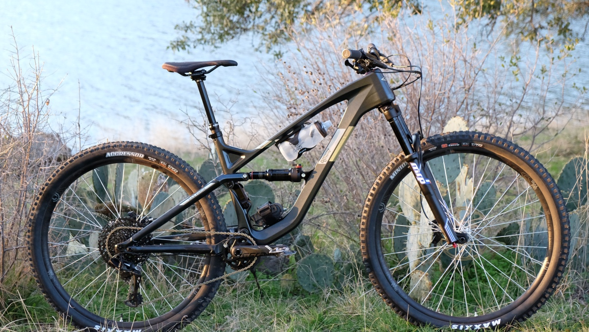 Guerrilla Gravity Trail Pistol First Ride Review