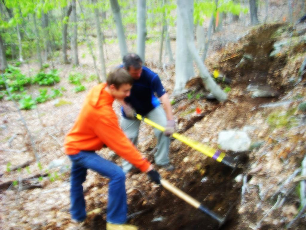 Trail Building Tuesdays @ Collis P Huntington SP-dsci9512.jpg