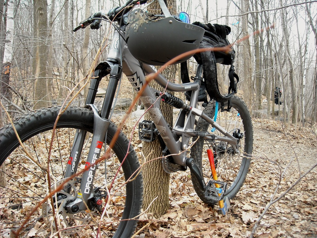 How And Where To Apply Frame Protection  Mountain Bike