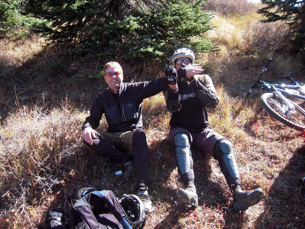 Agressive Rider @ Chimney Gulch and Mt Falcon-dscn0292.jpg