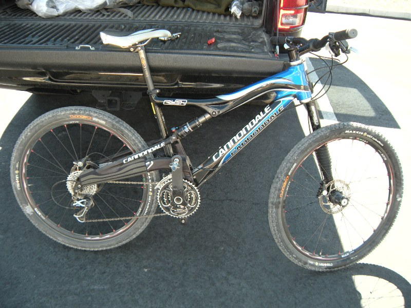 New to Cannondale, bought a Rush Carbon 2- Mtbr.com
