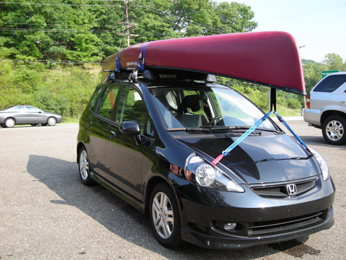 Honda Fit With Roof Rack Anyone Mtbr Com