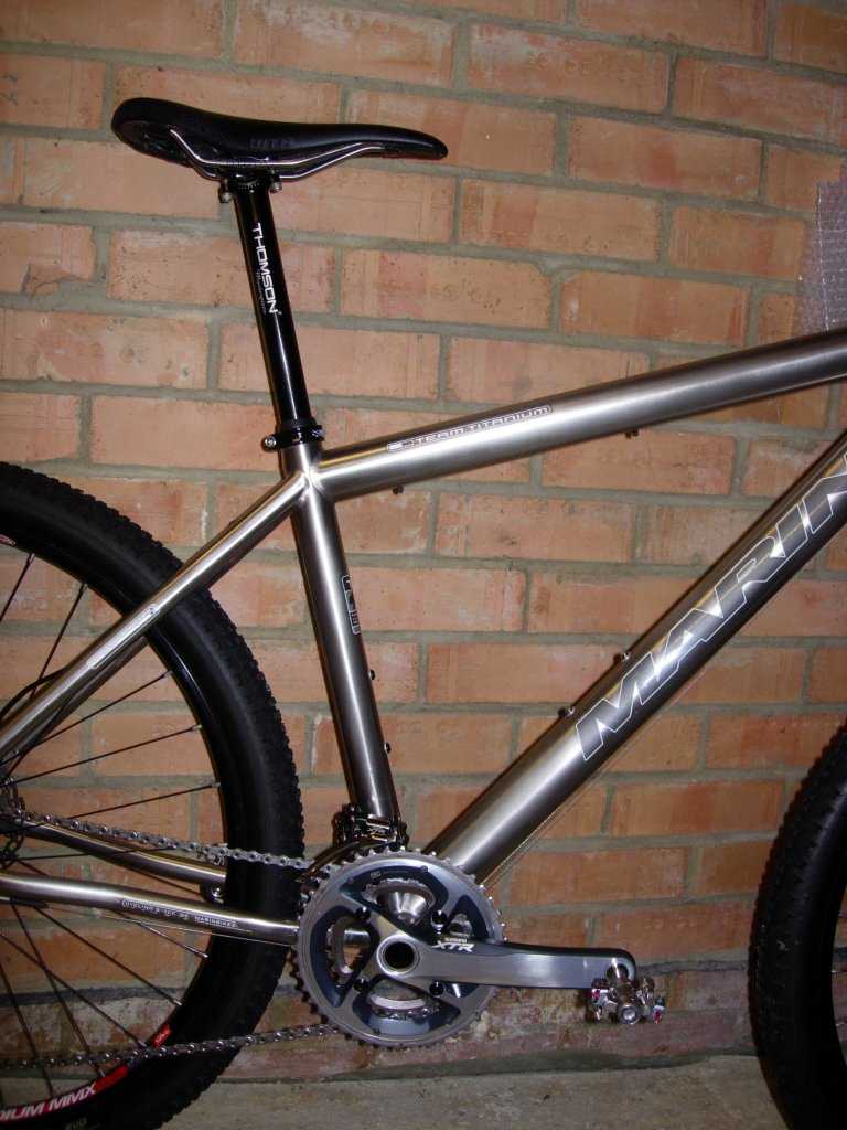 My Marin Team Titanium - Help required to save weight?-dscn4021.jpg
