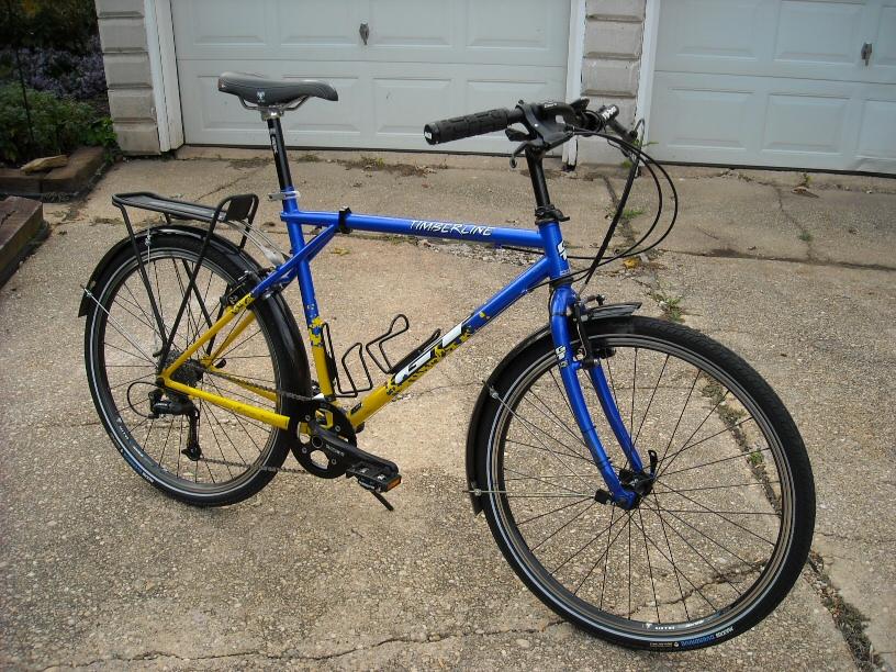 Help Me Build The Ideal Commuter Bike.- Mtbr.com