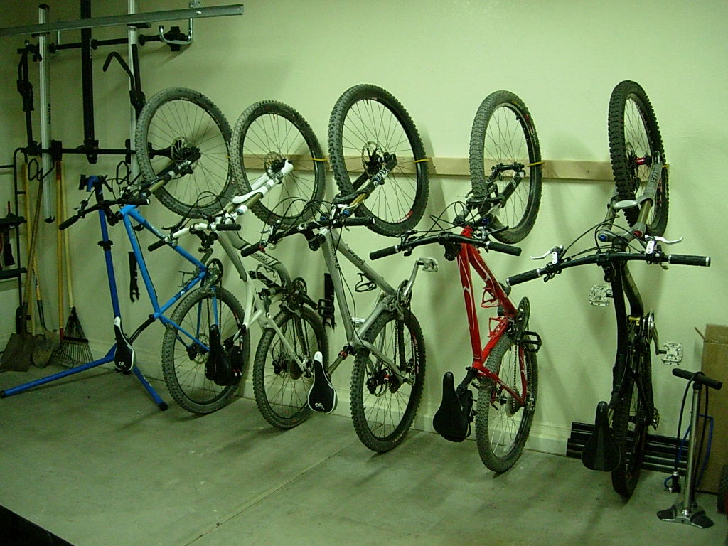The Annual Storing Your Bike In Garage