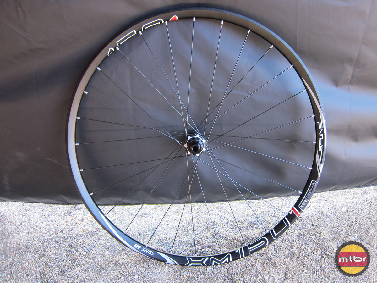 DT Swiss Spline 1 Wheels