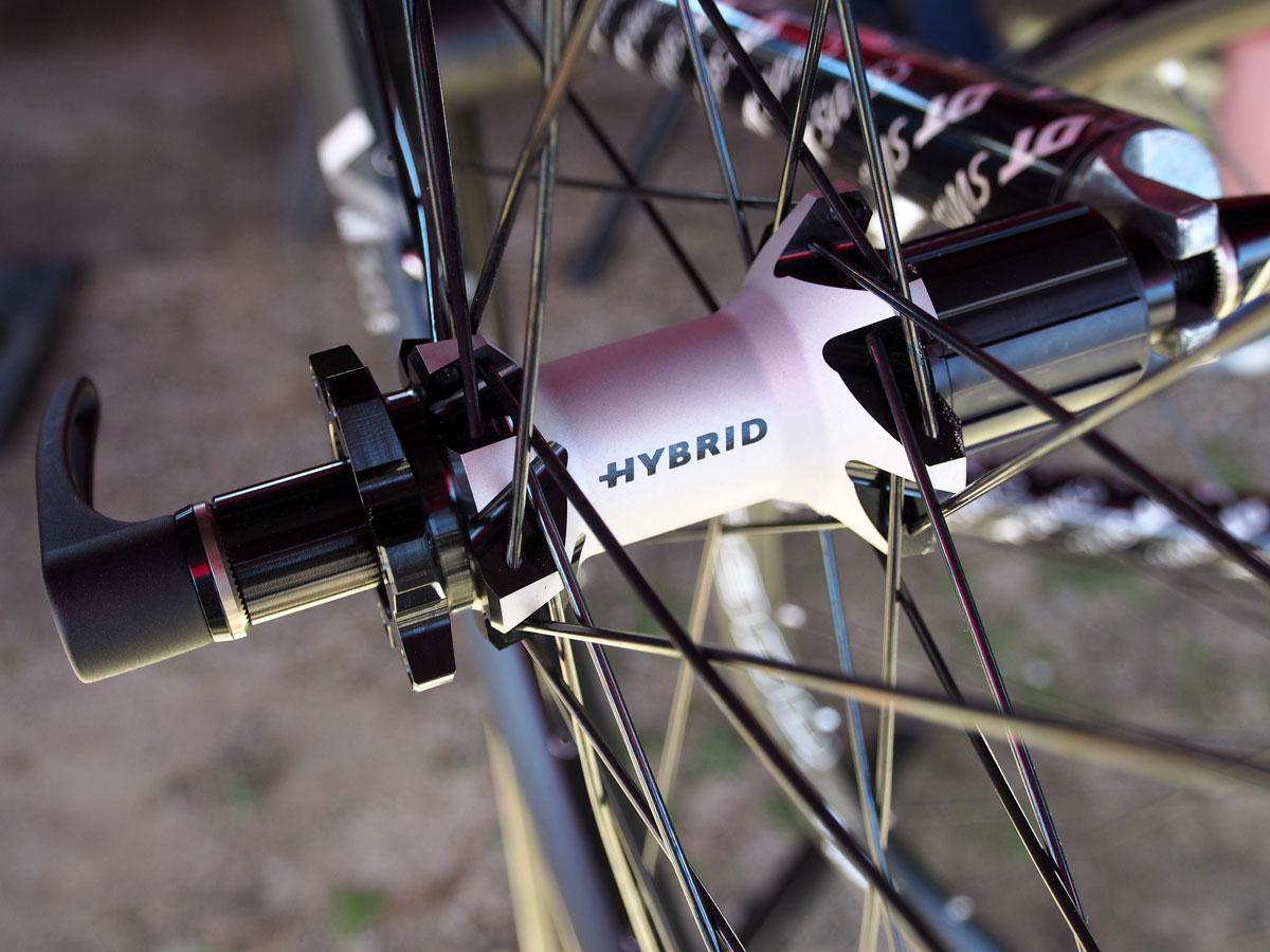 DT Swiss Hybrid eMTB