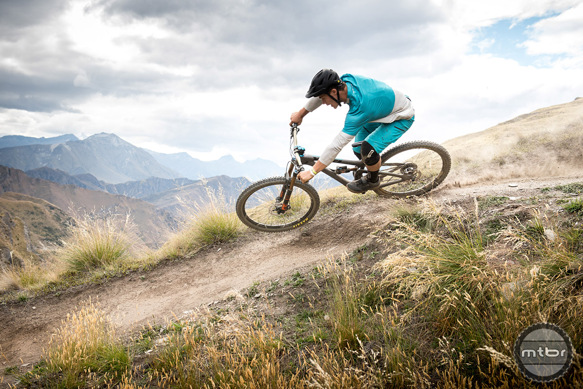 The new Yeti SB5.5c is the long awaited successor to the beloved SB95c.