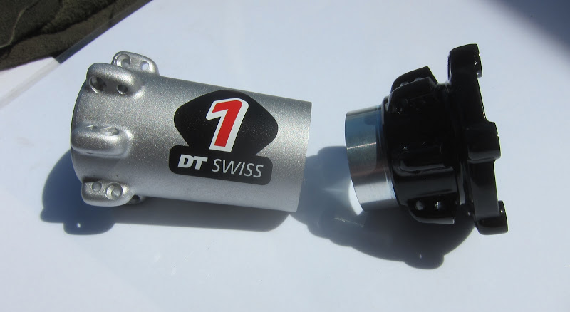 DT Swiss - Spline 1 Wheel  - hub cut away