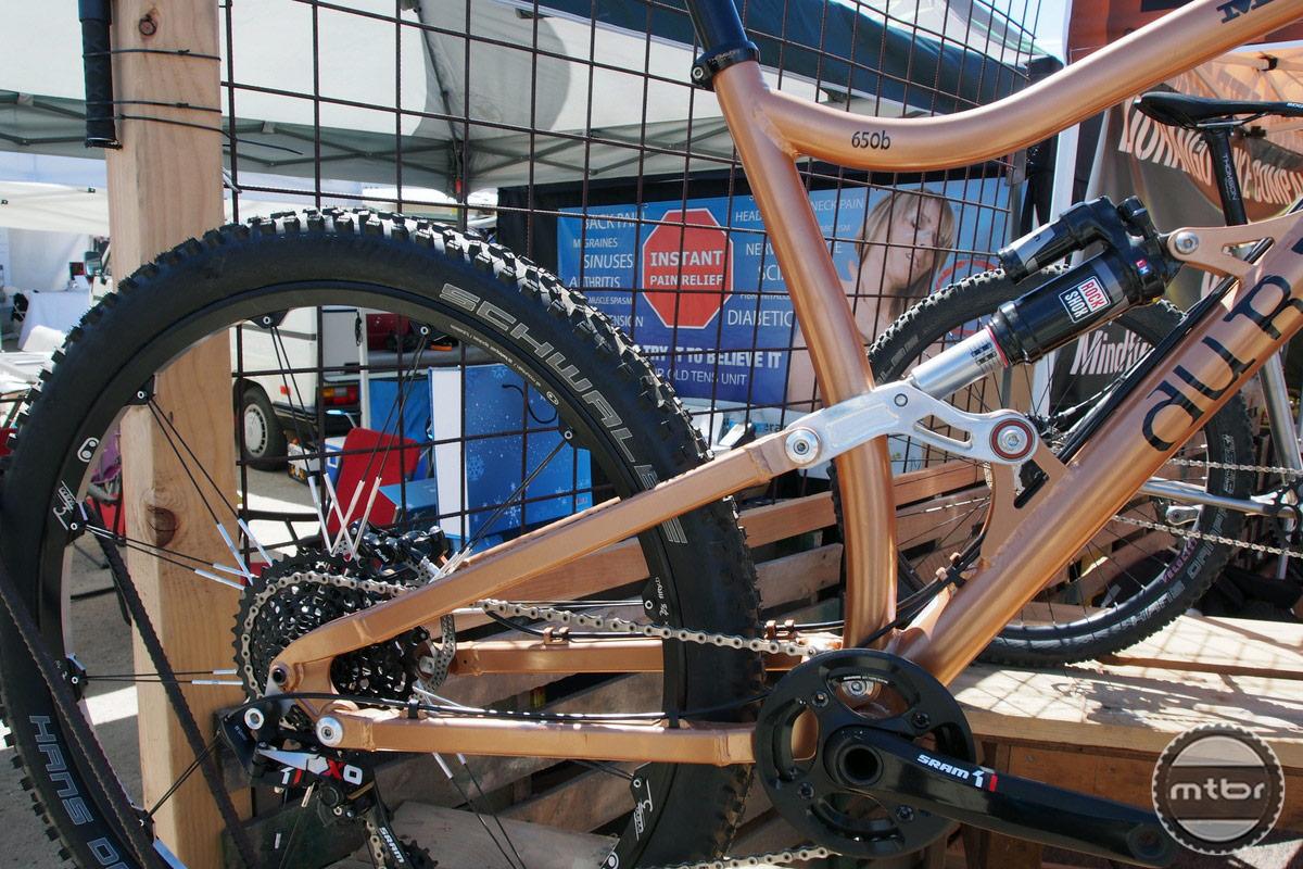Durango Bike Company Moonshine Enduro 650b