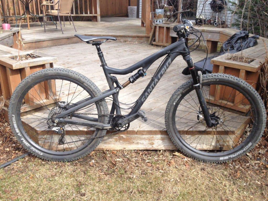 Please Help! Weight Weenie on a Trail Bike-dusty.jpg