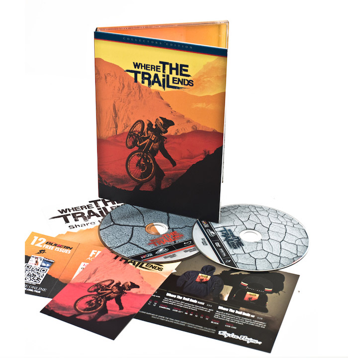 Where The Trail Ends DVD boxset