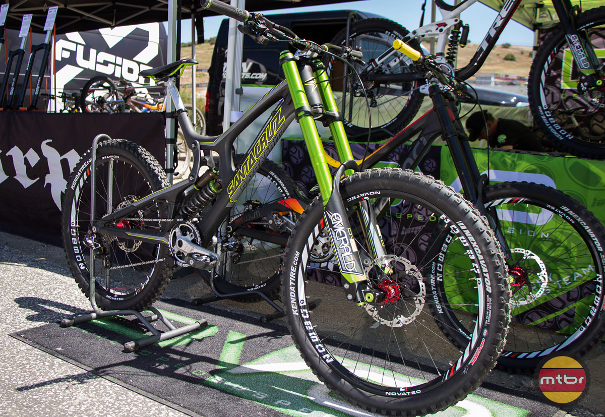 DVO Suspension Emerald upside down downhill fork