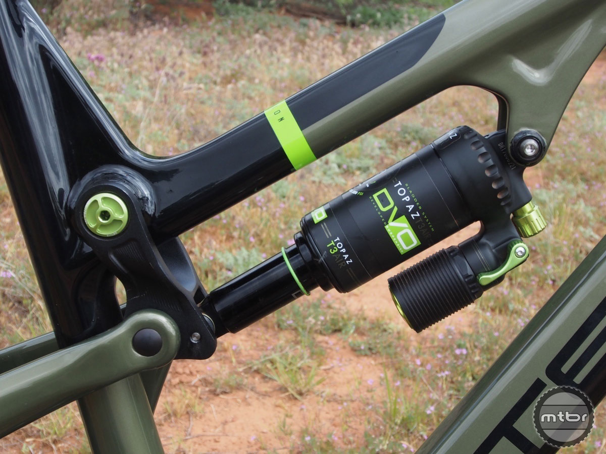 DVO Topaz T3 Air Shock Review