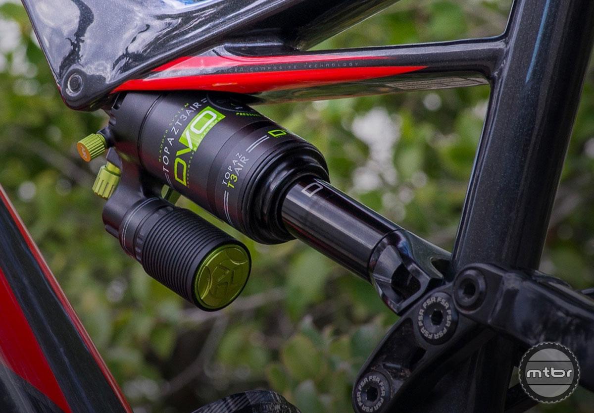 DVO Topaz T3 Air Shock Review