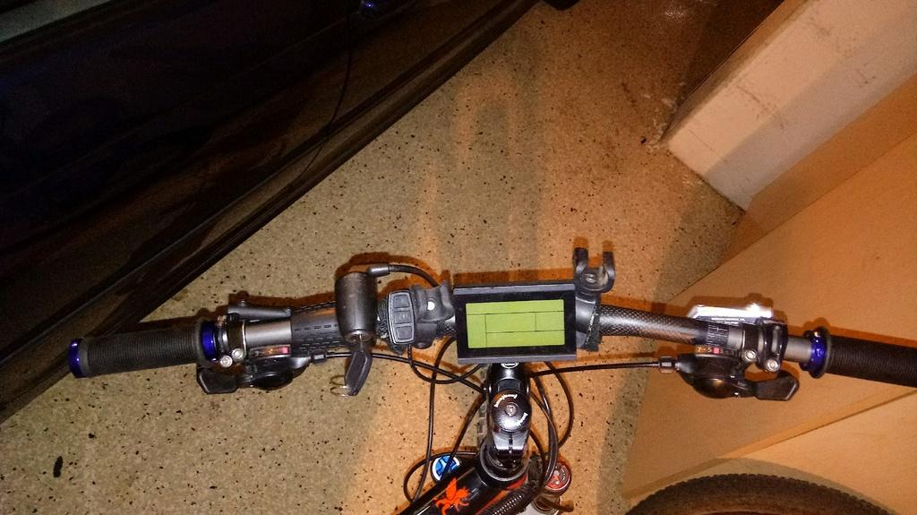 TOSEEK Ultra Light Aluminum Carbon Fiber Handlebar Bar End For Bike MTB
